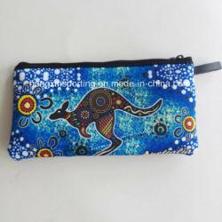 Aluno da moda em neopreno Saco Caneta Estojo carteira Celular Bag
