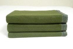 100% laine Old Fleece chaud Conçu militaire tactique ou laine Blanket extérieure