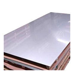 Material de construção de laminados a frio 2b terminar SS304 Aço inoxidável na folha