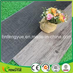 Pavimento di legno 100% del PVC di scatto del Virgin del vinile materiale del sistema