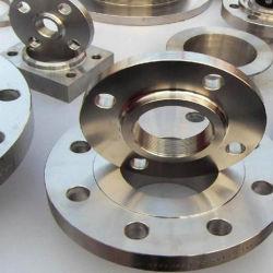 CNC, der kundenspezifische MetallEdelstahl-Kupfer-Aluminiumtitanlegierungs-Maschinen-Teile aufbereitet