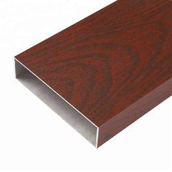 Tuyau en aluminium/aluminium Wood-Grain&tube