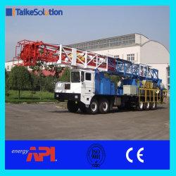 Xj450 Vrachtwagen Opgezette het Boren & van de Controle Installatie