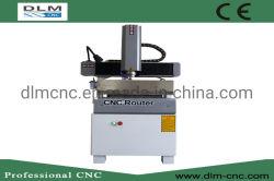 Mini incisione di CNC e macchina del router di taglio