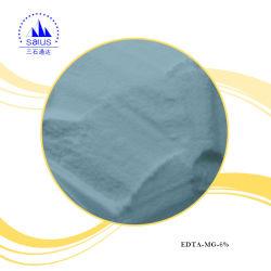 Os adubos de quelato de EDTA Mg 6%