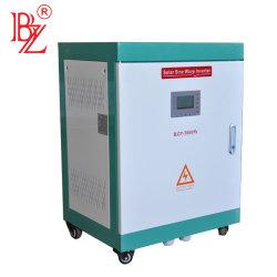 Usine Bangzhao hors réseau système d'accueil solaire 5kw 6 kw 8 kw 10kw 12kw 220VAC Inverseur de phase unique