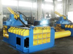 Presse à balles hydraulique automatique de la ferraille pour le recyclage des déchets/aluminium/acier Fer
