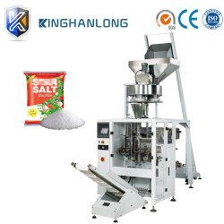 自動微粒の砂糖か塩またはスパイスまたはコーヒー豆または米またはシードまたは穀物または穀物またはオートムギまたはペットフードのパッキング包装の満ちるシーリング機械