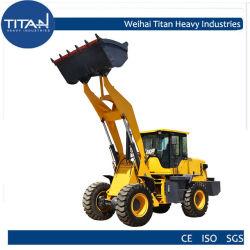 Tl28 de 2,8 tonne Petits articulé l'extrémité avant du chariot hydraulique de chargeuse à roues
