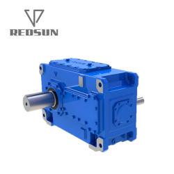 Redsun H Serien-industrielles schraubenartiges abgeschrägtes Getriebe
