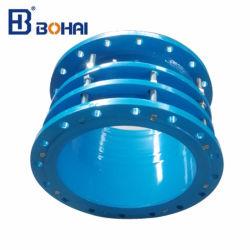 Prix compétitif métallique flexible Tuyau télescopique à embase double joint de démontage