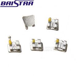 Standard-Mbt-Steckplatz. 022 Haken 3 Metallhalterungen für Orthodontie