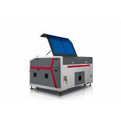 최신 판매 /Leather 의복 프로세스 모델 기업을 광고하는 기술을%s 소형 이산화탄소 Laser 절단기