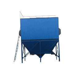 Colector de polvo de la bolsa de pulso de la industria de los filtros de polvo de cemento