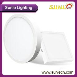 높은 광도 온난한 백색 지상 마운트 LED 위원회 램프