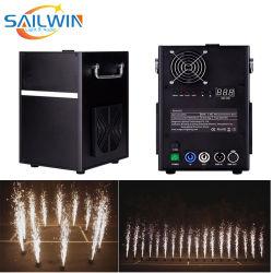 400W Machine van de Vonk van de Fontein van het Vuurwerk van het stadium de Koude voor Huwelijk