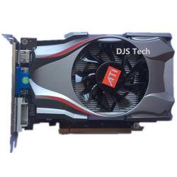 새로운 선전용 HDMI /DVI/VGA를 가진 Ati HD 7670 그래픽 카드