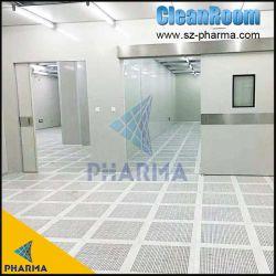 stanza pulita molle della parete ISO8 del PVC 120sqm per la stanza della farmacia