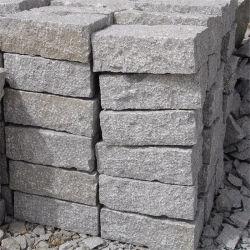 Granito di pietra cubico del cubo della pietra del bordo per la pavimentazione della parete e della pavimentazione