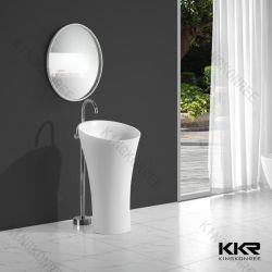 Kingkonreeマットの軸受けが付いている支えがない洗浄手洗面器