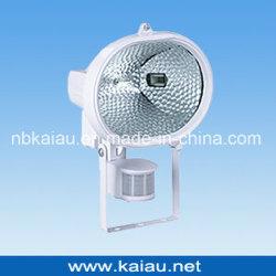 Пассивный инфракрасный датчик галогеновая лампа (КА-FL -150 D)