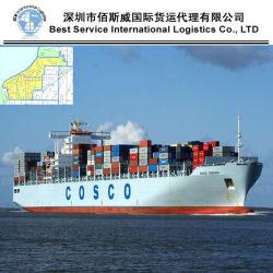الخدمات اللوجستية للLCL الشحن من الصين إلى سياتل، واشنطن. (الولايات المتحدة الأمريكية) كما من الباب إلى الباب