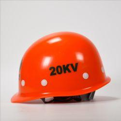 Casco di sicurezza isolato HIT con protezione antistelaio Hot ABS da 20 kv