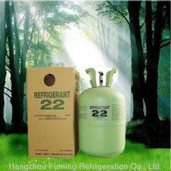 El gas refrigerante R22 el freón para aire acondicionado