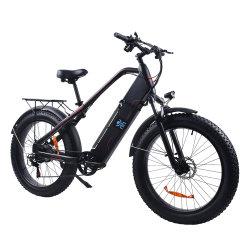 2020 bici elettriche della nuova di stile 500W del motore gomma grassa senza spazzola della montagna