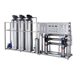 نظام التناضح العكسي لمعالجة المياه بالأشعة فوق البنفسجية فلاتر RO شرب النبات المياه آلات معالجة سعر مصنع