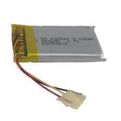 Wiederaufladbare 3,7V 550mAh Mini Lithium-Batterie für Spielzeug Werkzeuge Laptop