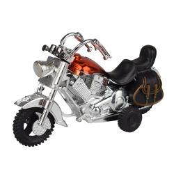 Modelo de motocicletas de plástico Mini baratos juguetes para niños tarta de cumpleaños decoración alquiler