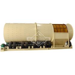 Tambour rotatif usine de minerai d'or d'épurateur de lavage 400t/h de grande capacité en Australie