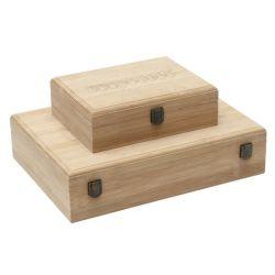 خشبيّة هبة حرفة صندوق لأنّ تخزين