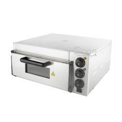 L'équipement prix d'usine nouveau four Mini Pizza Maker Fournitures d'usine de Pierre Restaurant Equipment Cuisine four électrique de la Pizza pour l'hôtel