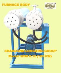 سخان النفط الحرارية ل الساخنة المتداول آلة ( 36Kw )