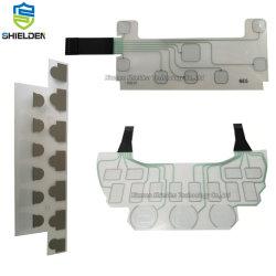 Pasta de plata Condicutive membrana Circuito Flexible de cambiar el teclado de membrana con luz LED