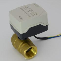 2020 nuova 2 valvola a sfera elettrica motorizzata di controllo di modo DN20 Sev-250