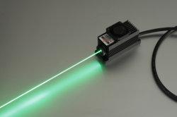500 Мвт 532нм DPSS зеленый лазер ЛСР532NL)