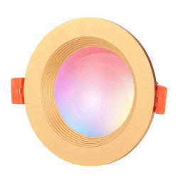 Intelligente Ai-Sprachsteuerdeckenleuchte LED Downlight Yl-Downlight-24