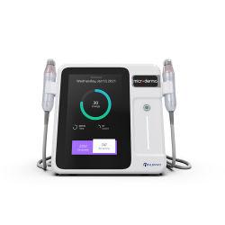 أفضل تأثير غير جراحي إزالة الجلد الذهبي ميزوثيرابي جهاز احترافي متخصص في مجال الرصعة الراديوية RF الميكرونيلينج آلة