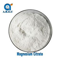 卸売価格の食品等級のマグネシウムのクエン酸塩CAS7779-25-1のマグネシウムのクエン酸塩