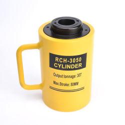 Cilindro hidráulico do êmbolo oco 30ton AS-3050 RCH