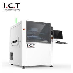 SMT 자동 PCB 납땜 붙여넣기 인쇄 기계, 자동 납땜 붙여넣기 프린터 SMT 스텐실 프린터 기계 공장 공급