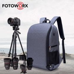 DSLR/SLR Canon Nikon 소니 카메라용 카메라 백팩
