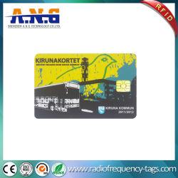 Impresión a color de la tarjeta de socio para la gestión de los miembros