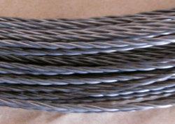Hilo de tungsteno micras filamento de tungsteno puro alambre de tungsteno trenzado