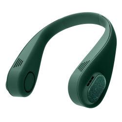 USB-Handheld-Handventilator für den Außenbereich mit hängendem Hals