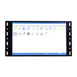 Ein 10.1 Zoll-geöffneter Rahmen/eingebettetes Frameless installieren Reklameanzeige-Schauplakat-Spieler