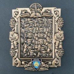 Stadt New York Polizeidienststelle-Sammler Oatb Herausforderungs-Münze